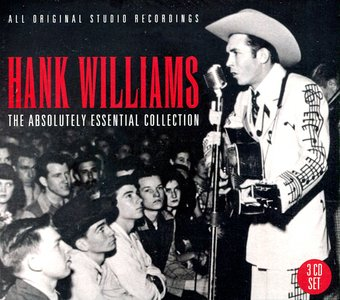 jacquette Hank Williams » The absolutely essential...