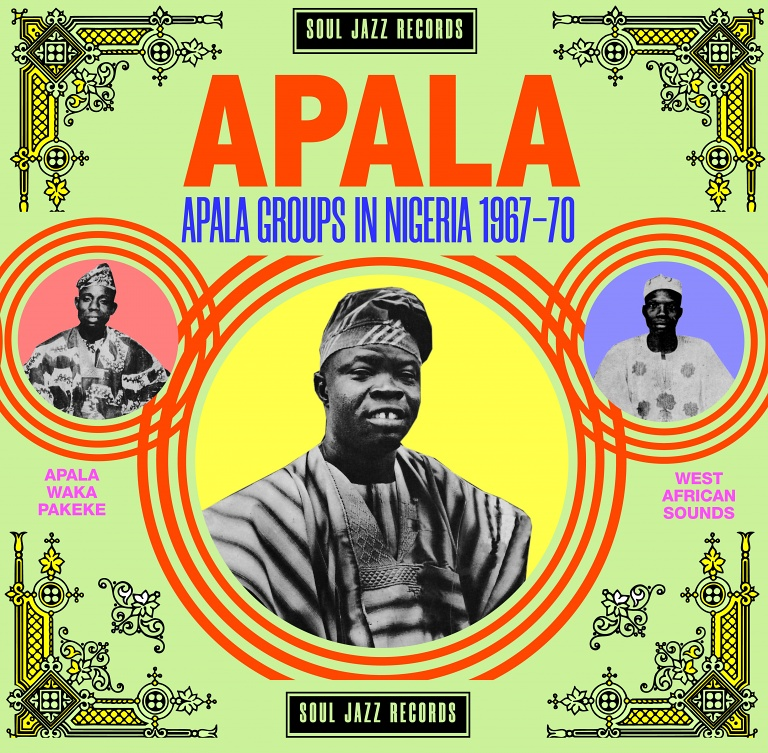 jacquette Apala groups in Nigeria 1967-70