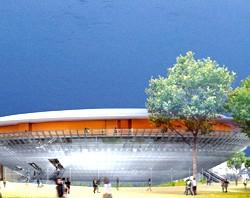 Un Nouvel Amphitheatre A Lyon L Influx