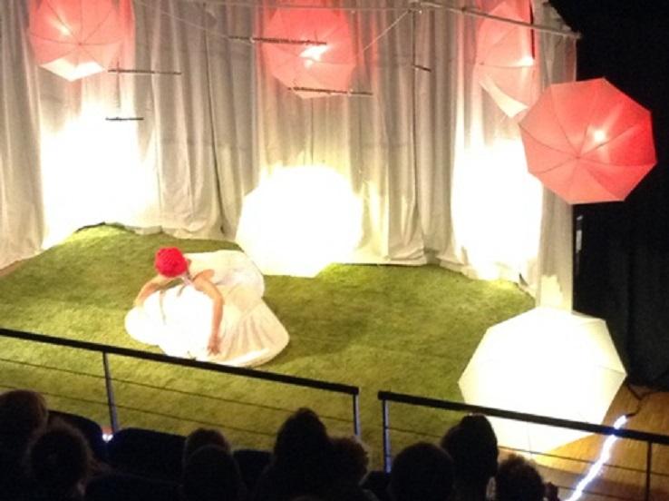 Photo du spectacle Passage par La Compagnie Les Kontemp@uriens