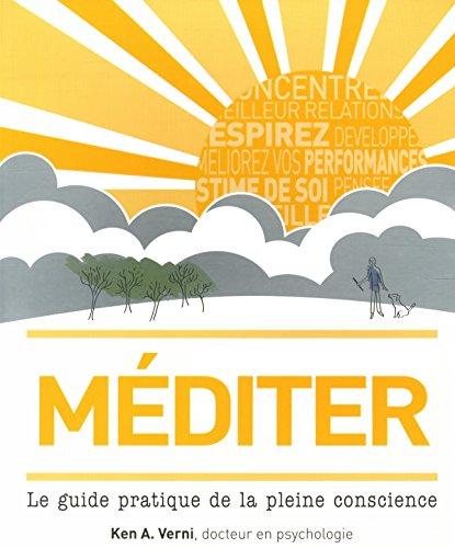 couverture livre méditer
