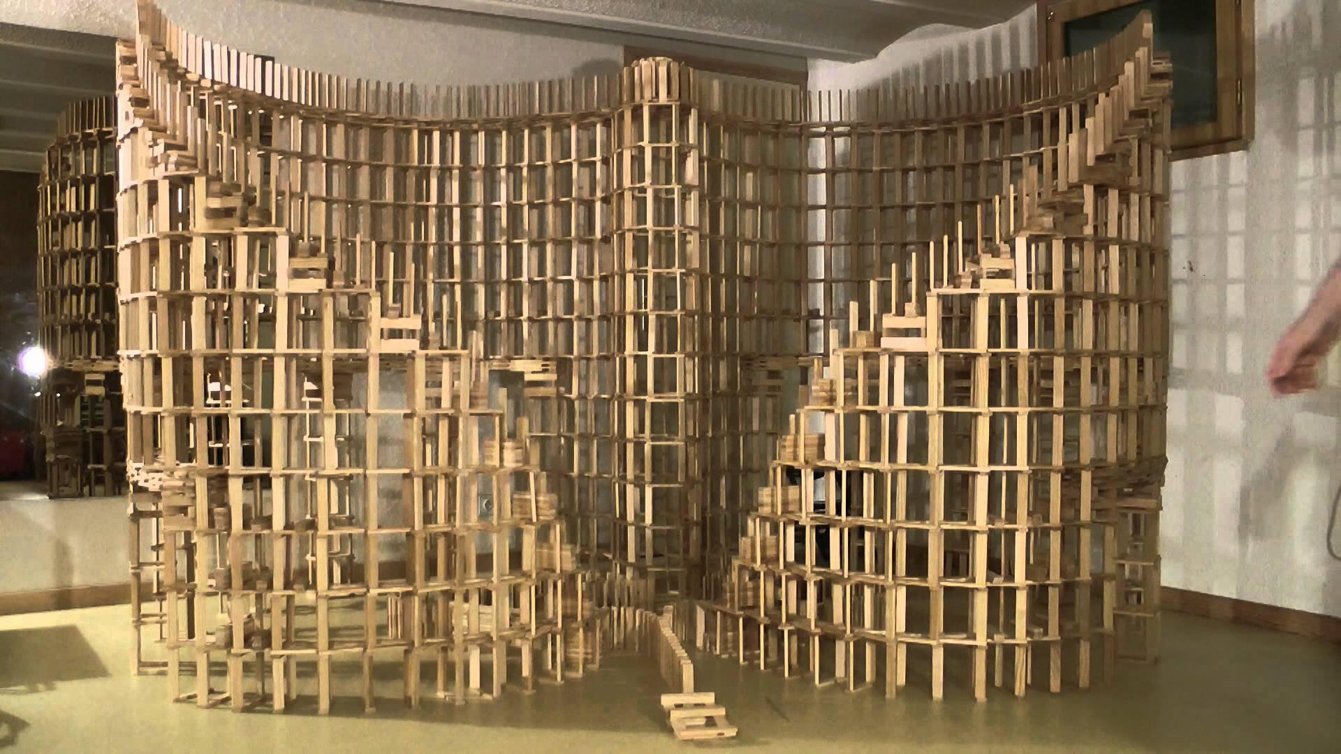 Image de construction en kaplas