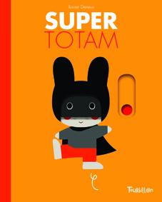 image de couverture de l'album Super Totam