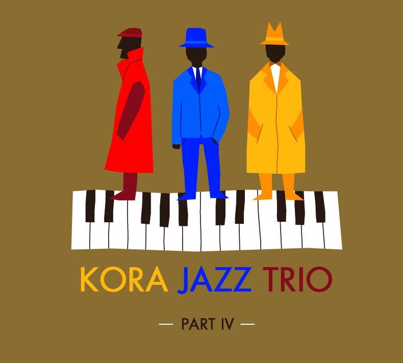 Kora Jazz Trio - Part IV