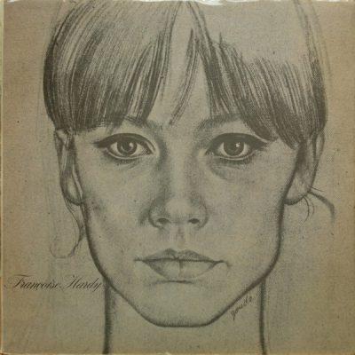 pochette de l'album de Françoise Hardy