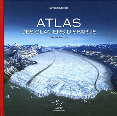 On voit un grand glacier dans les alpes mais qui n'existe plus maintenant : c'était le grand glacier de l'Isère il y a 30 000 ans