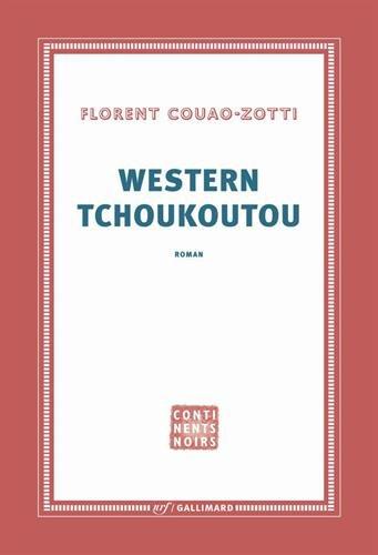 couverture du roman Western Tchoukoutou