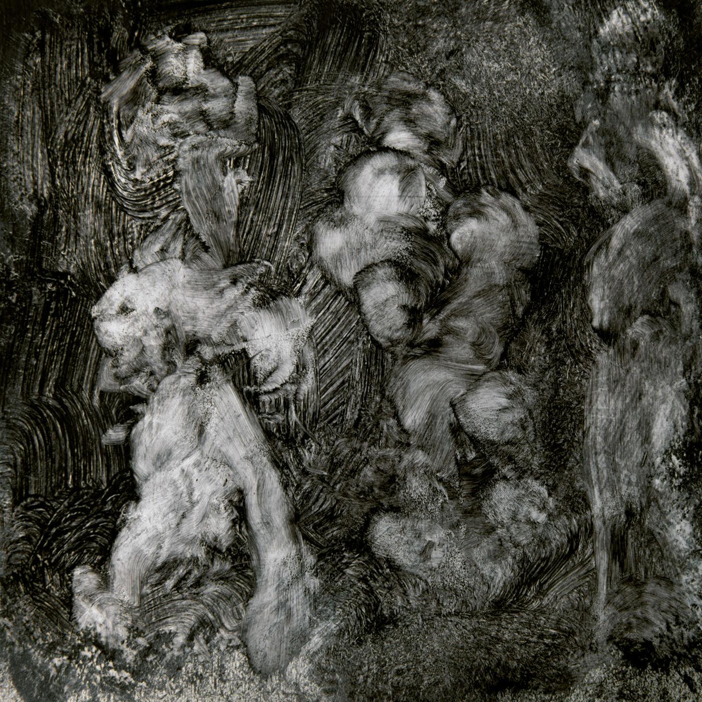 Pochette de l'album With_Animals de Mark Lanegan Duke Garwood
