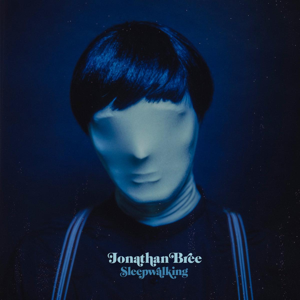 pochette de l'album Sleepwalking de Jonathan Bree