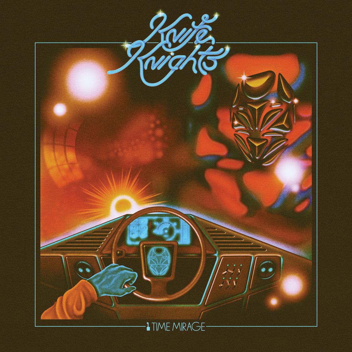 pochette de 1 time mirage de Knife Knights