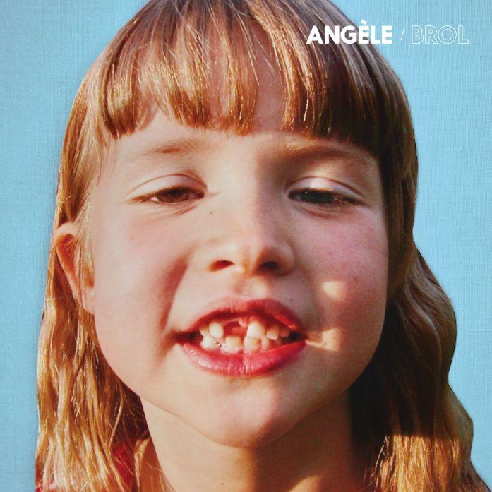 pochette de l'album Brol de Angèle