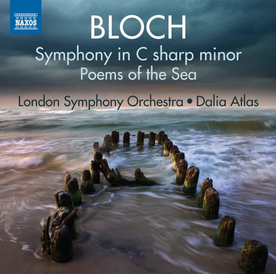 Pochette de Symphony in C sharp minor - Ernest Bloch