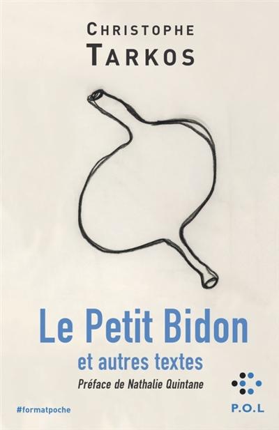 couverture du recueil de poème avec un dessin à la craie de ce qui ressemble à un bion en caoutchouc