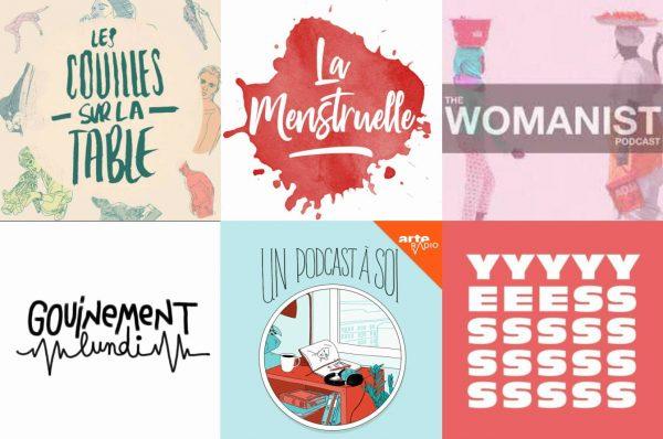 podcasts féministes