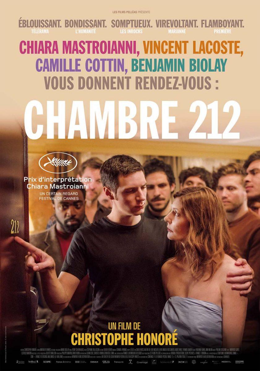 jacquette Chambre 212