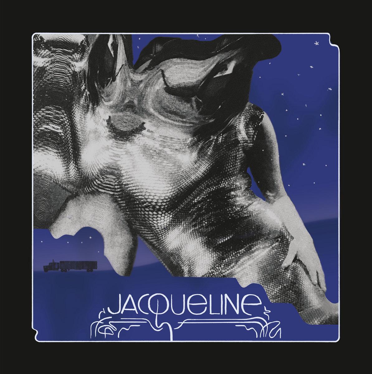 pochette de l'album titré Jacqueline de l'artiste Jackie Lynn