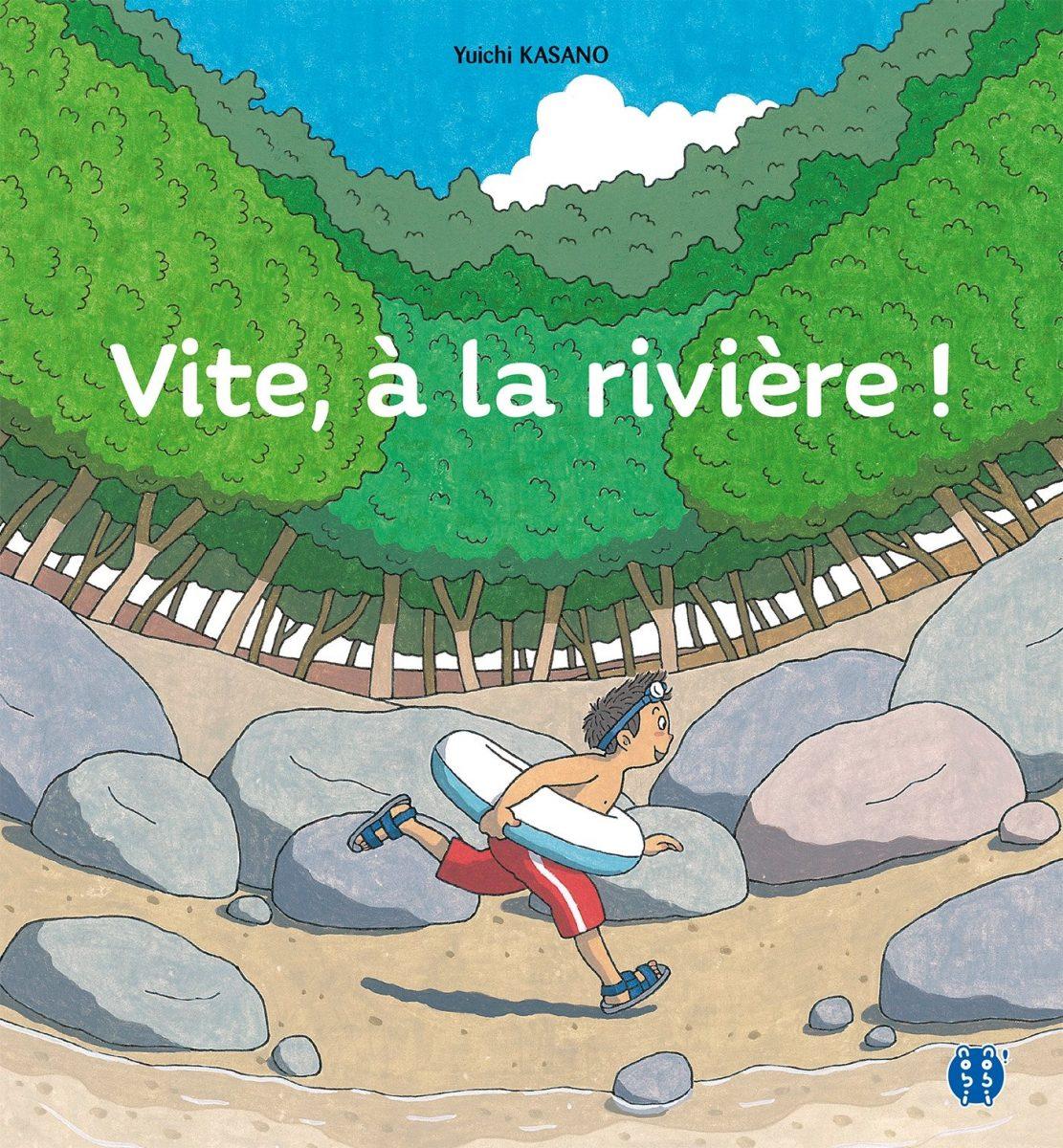 jacquette Vite, à la rivière