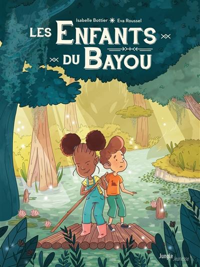 jacquette Les enfants du Bayou