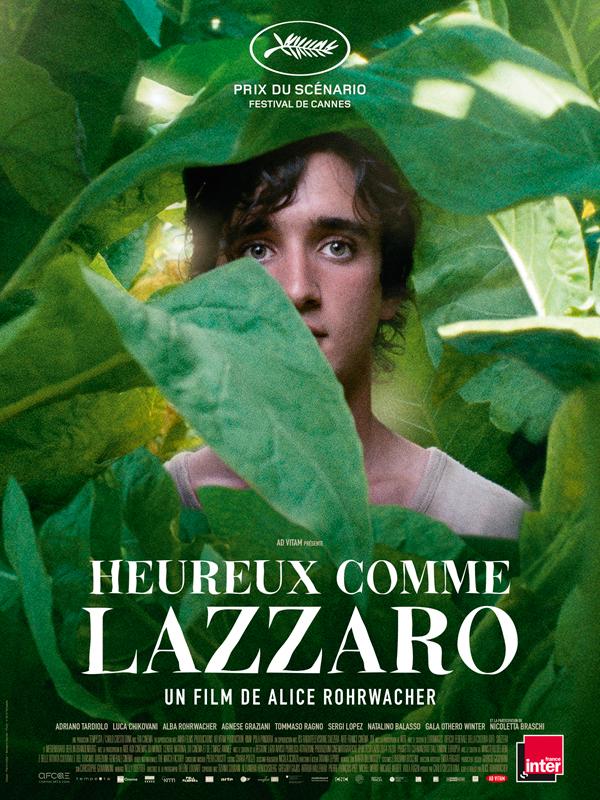 jacquette Heureux comme Lazzaro