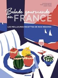 jacquette Balade gourmande en France