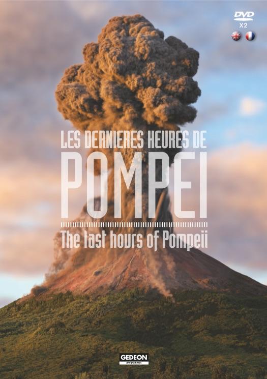 jacquette Les dernières heures de Pompéi