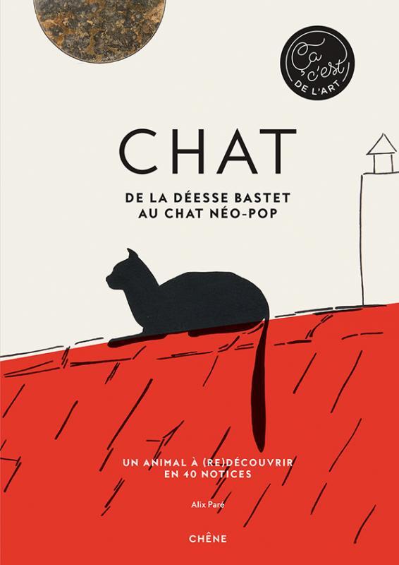 jacquette Chat, de la déesse Bastet au chat néo-pop,