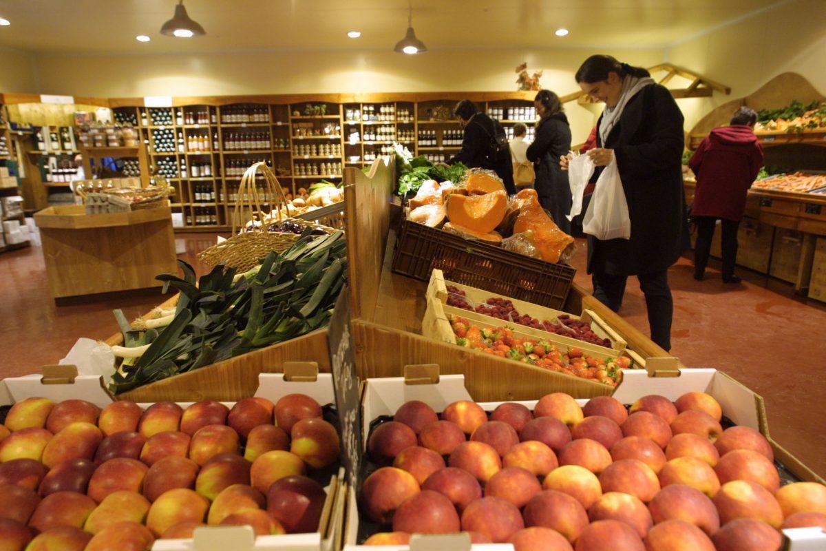 jacquette Sur les chemins de la transition alimentaire