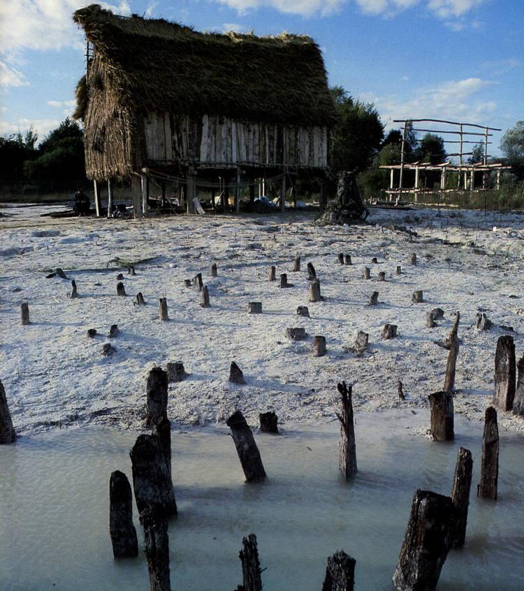 jacquette Archéologie et changement climatique