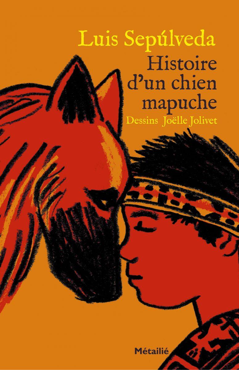 jacquette Histoire d'un chien mapuche