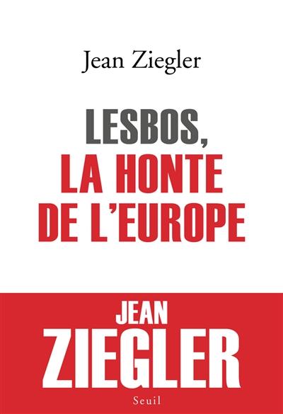 jacquette Lesbos, la honte de l'Europe