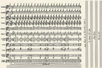 partition de Steve Reich