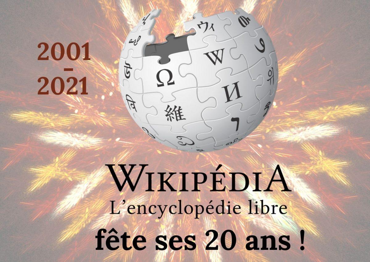 jacquette Wikipédia a 20 ans ! (2/2)