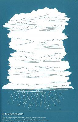 """Pages intérieures """"Atlas des nuages"""""""