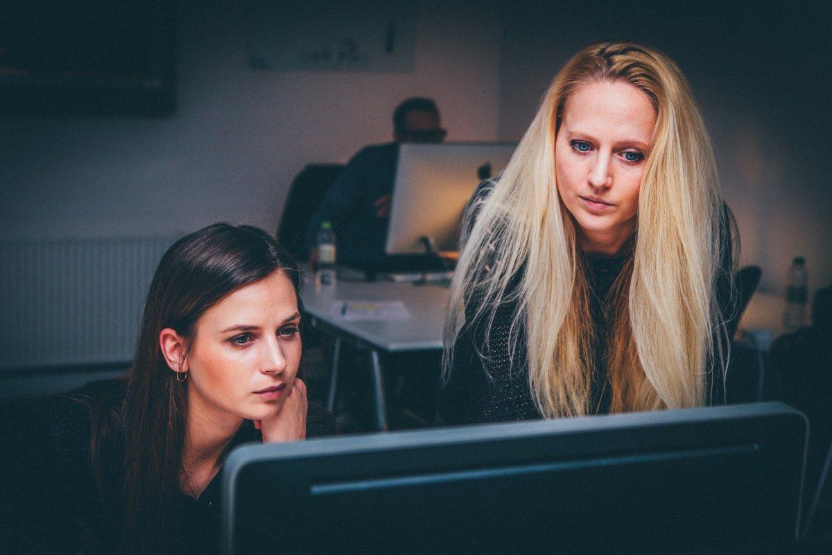 jacquette Les femmes et l'informatique : un réel désamour...
