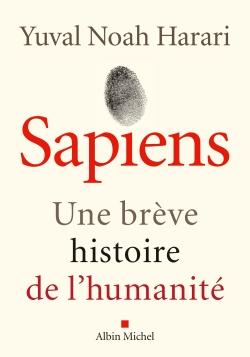 jacquette Sapiens, une brève histoire de l'humanité