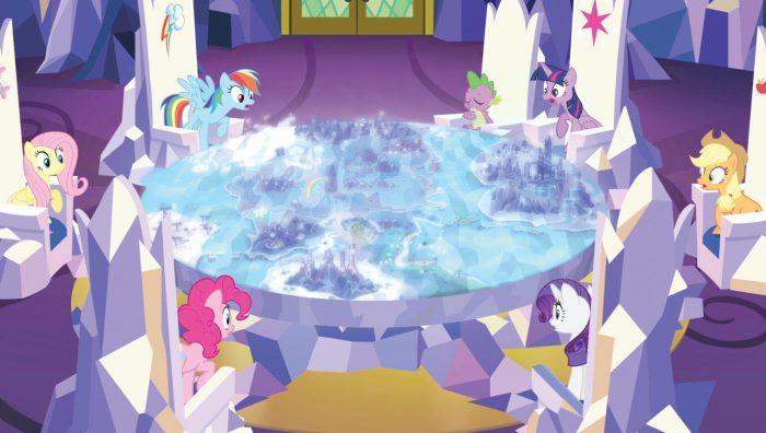 Conseil de poneys