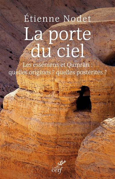 Une grotte du désert de Judée