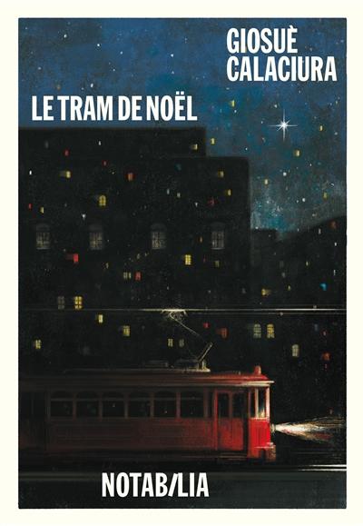 jacquette Le tram de Noël