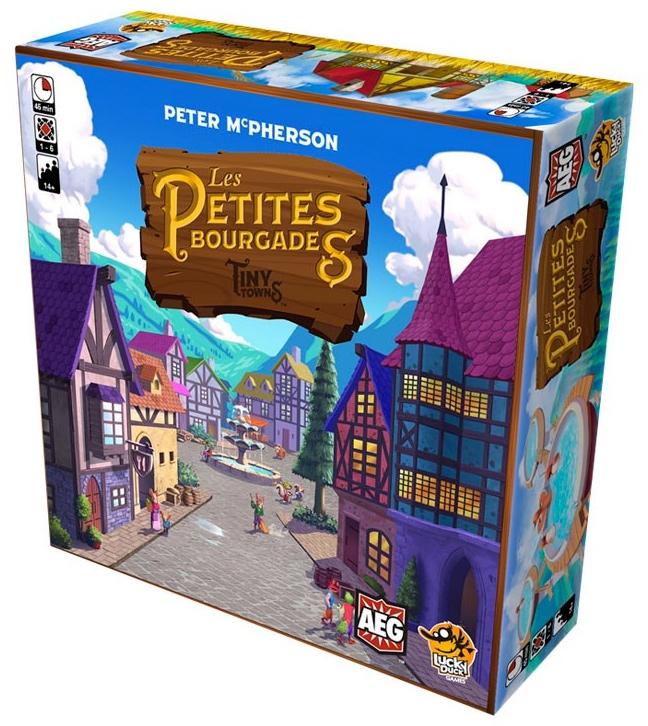 jacquette Les Petites Bourgades