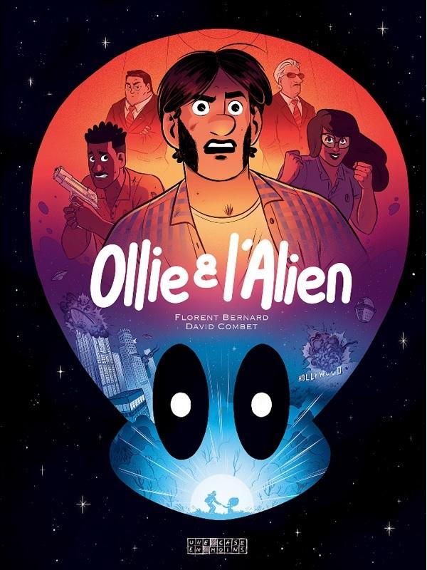 jacquette Ollie & l'alien