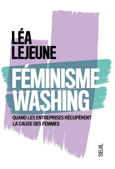 jacquette Le féminisme washing