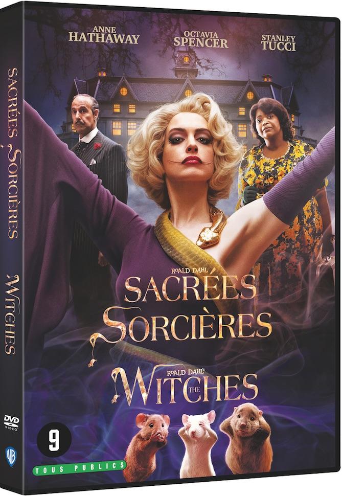 jacquette Sacrées sorcières