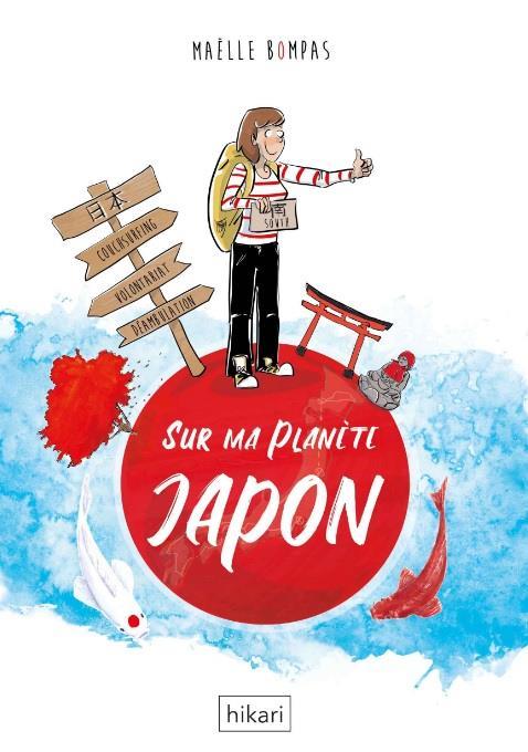 jacquette Sur ma planète Japon