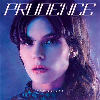 pochette album beginnings de Prudence