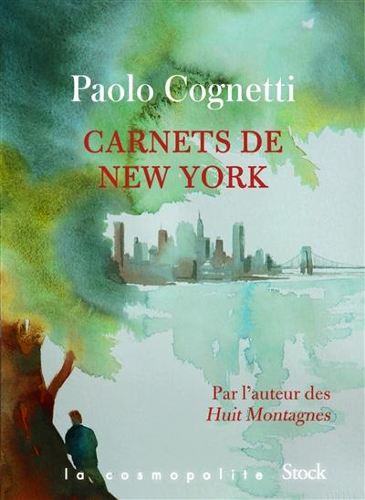 jacquette Carnets de New York