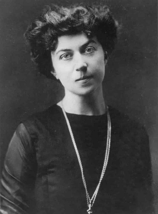 Alexandra Kollontaï (1872-1952)