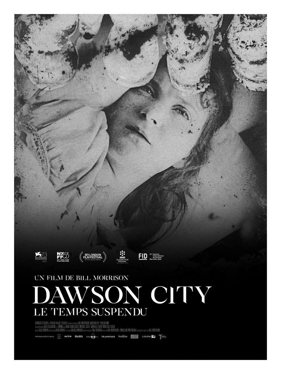 jacquette Dawson City : le temps suspendu
