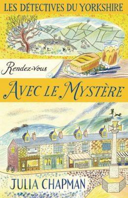 """Couverture du livre """"RV avec le mystère"""" de Julia Chapman"""