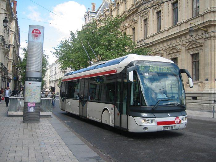Trolleybus Cristalis